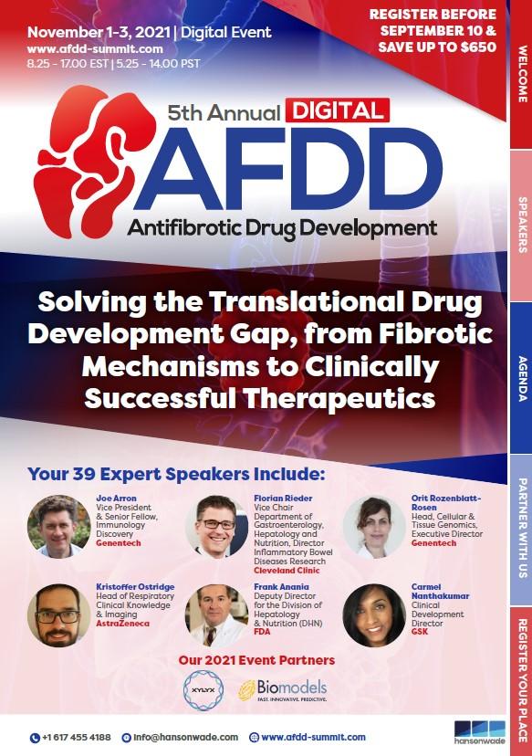 AFDD brochure